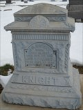 Image for J. H. Knight - DeSoto Cemetery - DeSoto, Ks.