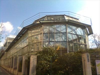 Botanická zahrada na Slupi - Praha