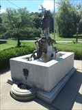 Image for Gargoyles - Swan Memorial Fountain - Utica, NY
