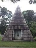 Image for Marcus Brown Pyramid Mausoleum - Grand Rapids, Michigan