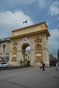 Image for Arc de Triomphe - Peyrou - Montpellier, France