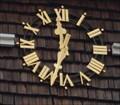 Image for Clock at Church - Örkelljunga, Sweden