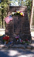 Image for Mitchell Monument - Lake County, OR