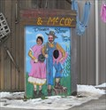 Image for Hatfield and McCoy Cutout - Pigeon Forge, TN