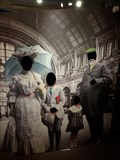 Image for Photo Cutout - Eisenbahnmuseum - Nürnberg, Germany, BY