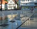 Image for Brunnenanlage Niddaplatz, Bad Vilbel - Hessen / Germany