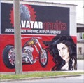 Image for Avatar Motor Cycle Mural - Green Cove Springs - Florida