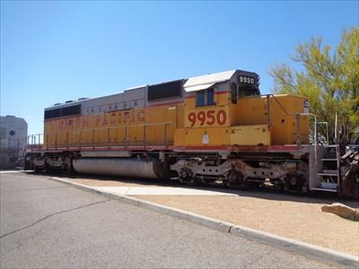 Western America Railroad Museum - Route 66