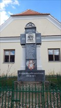 Image for World War I Memorial and Monument - Jiríkovice, Czech Republic