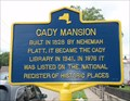 Image for Cady Mansion - Nichols, NY