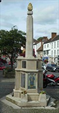 Image for War Memorial, Ledbury, Herefordshire, England