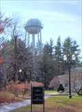 Image for St. Anselm College Water Tower  -  Manchester, NH