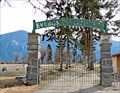 Image for Evergreen Cemetery Arch - Grand Forks, British Columbia
