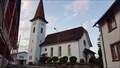 Image for Pfarrkirche St. Kosmas und Damian - Oeschgen, AG, Switzerland