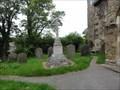 Image for Church Of All Saints War Memorial - Ledsham, UK