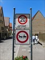 Image for Attention: No Postcoaches allowed -  Rothenburg ob der Tauber/BY/Germany