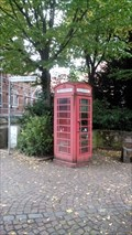 Image for Red Telephone Box Goslar