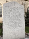 Image for MHM Birthplace of the Anglican Church in Western Canada  - Winnipeg MB