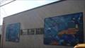Image for James Rich Pair of Murals - Ocean Beach - San Diego, CA