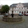 Image for Brunnen auf dem Marktplatz - Treysa, Hessen, Germany