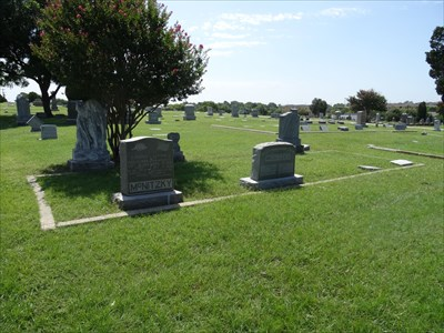 McNitzky family plot.  Private McNitzky