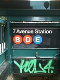 Image for 7th Avenue Subway Station - New York City, New York
