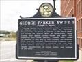 Image for George Parker Swift I - Columbus, Georgia