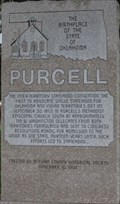 Image for The Birthplace of the State of Oklahoma - Purcell, Oklahoma