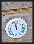 Image for Town clock of the Priori Palace (L'orologio del Palazzo dei Priori) - Volterra, Italy
