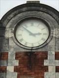 Image for Railway Station Clock - Basingstoke, England, UK