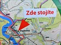 Image for You Are Here - Pastviny, Czech Republic