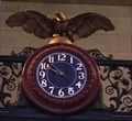 Image for Federal Hall Clock - New York, NY
