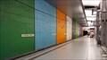 Image for U-Bahnhof Festhalle / Messe — Frankfurt am Main, Germany