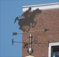 Image for Horse and Rider Weathervane - Atlantic City, NJ