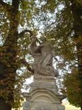 Image for Barokní socha Antonína Paduánského - Medlešice, Czech Republic