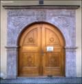 Image for Renaissance portal of Jenštejn House / Jenštejnský dum  (Beroun, Central Bohemia)