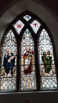 Image for Stained Glass Windows - St Margaret - Carsington, Derbyshire