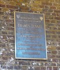 Image for Thames Tunnel, Rotherhithe, UK