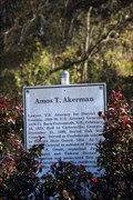 Image for Amos T. Akerman - Bartow County, GA