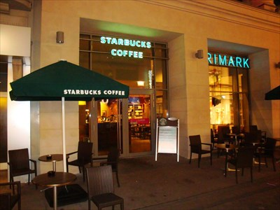 Starbucks Thier Galerie Dortmund Germany Starbucks Stores On Waymarking Com