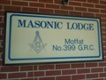 Image for Masonic Lodge - Moffat no. 399 GRC