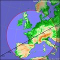 Image for ISS Sighting: Tours in Loire Valley, France - Vienna, Austria - site 1