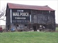 Image for Chew Mail Pouch Tobacco, Pleasantville, Pennsylvania