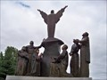 Image for Jesus with Mary and Saints James, Peter, John, Paul and Matthew - Lansing, Michigan