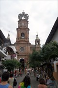 Image for Church of Our Lady of Guadalupe -  Puerto Vallarta, Jalisco, Mexico