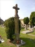 Image for Central Cross Obora Cemetery, Czechia