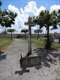 Image for Croix cimetiere - Voissay, Nouvelle Aquitaine, France