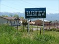 Image for Welcome To Fairview, Utah