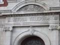 Image for 1907 - Garry Telephone Exchange Building - Winnipeg MB