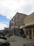 Image for Hotel Rex Ghost Sign - Truckee, CA